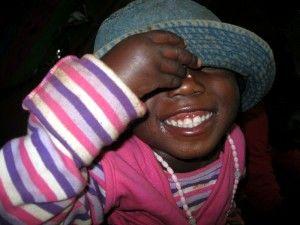 Unazoč siromaštvu afrička su djeca nasmijana