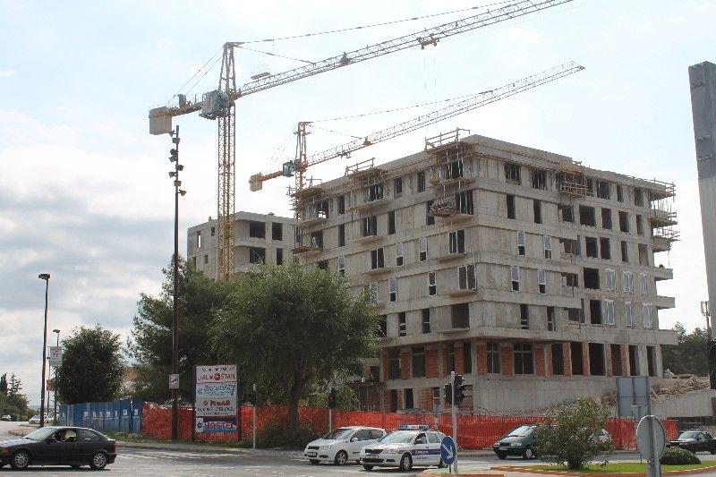 Broj zaposlenih u građevini manji za 8,4 %