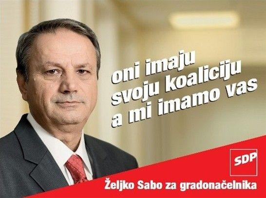 Željko Sabo osuđen na 16 mjeseci zatvora!