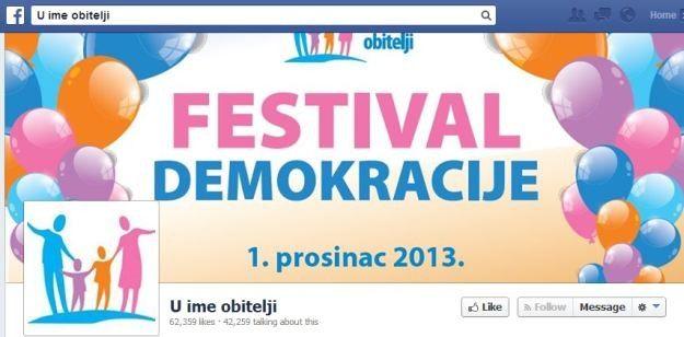 U ime obitelji: 'Zabrinjava monolitno solidaliziranje hrvatskih medija'