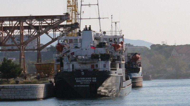 Ruski brod zaustavljen u šibenskoj luci zbog – pijanstva kapetana!