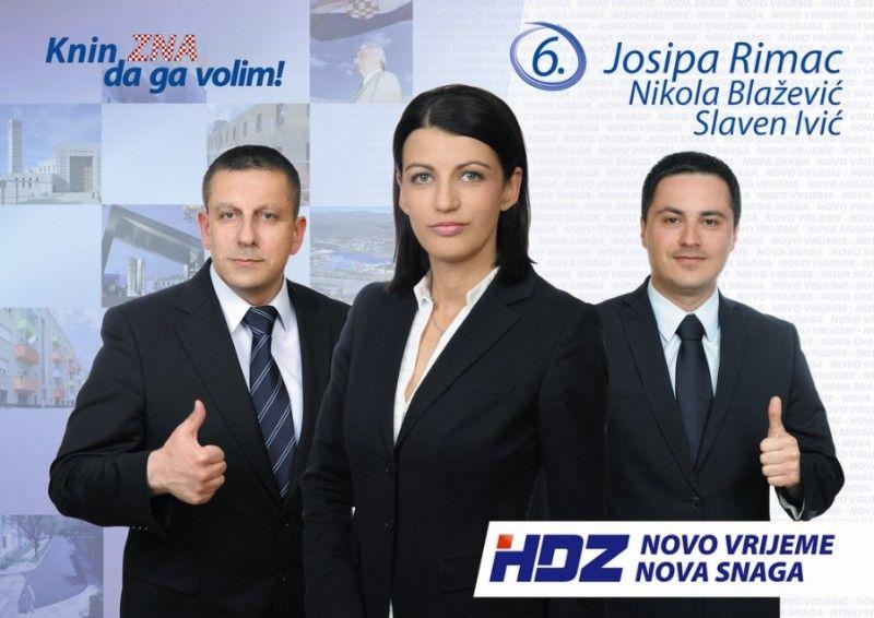 Proslava izborne pobjede HDZ-a u Kninu uz turbo-folk- Josipovićevo podmetanje!?
