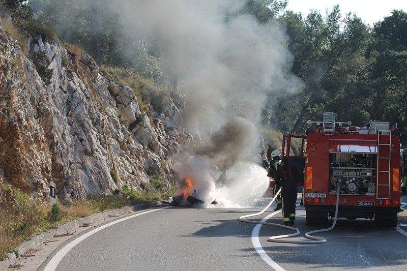 Kraj Morinjskog mosta poginuo motociklist