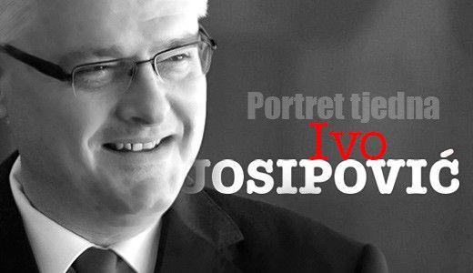 Portret tjedna: Ivo Josipović, predsjednik kojeg su voljeli i ponižavali