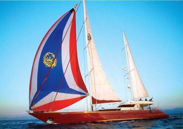 U Međunarodnim vodama potonuo jedrenjak koji je u četvrtak isplovio iz Šibenika