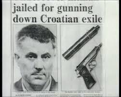 Vinko Sindičić (isječak teksta iz britanskog tiska povodom atentata na Nikolu Štedula)
