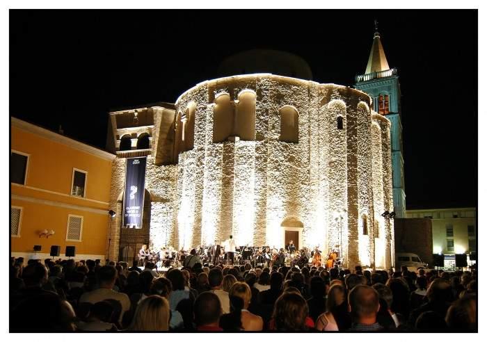 Crkva sv. Donata u Zadru (izvor TZ Zadar)