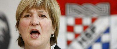 Ruža hrvatska i Ruža ustaška : Eurozastupnica u obrani fašističkog pokreta…