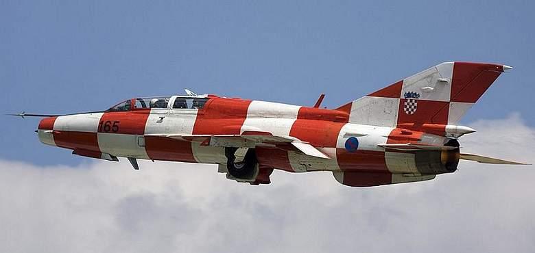 Hrvatski MIG-21 (Wikipedia)