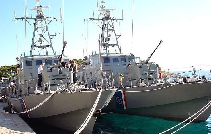 Ugovara se gradnja ophodnih brodova, neophodnih od osnutka hrvatske države…
