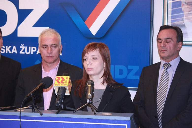 HDZ podnosi prijavu protiv Ivana Klarina