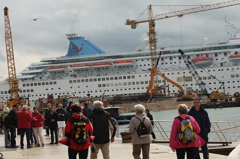 Trebamo li kruzere: Na sto tisuća putnika grad bi zaradio 30 milijuna kuna!?