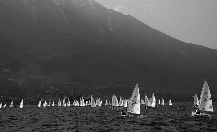 Valovci uspješni na regati na jezeru Lago di Garda u Italiji