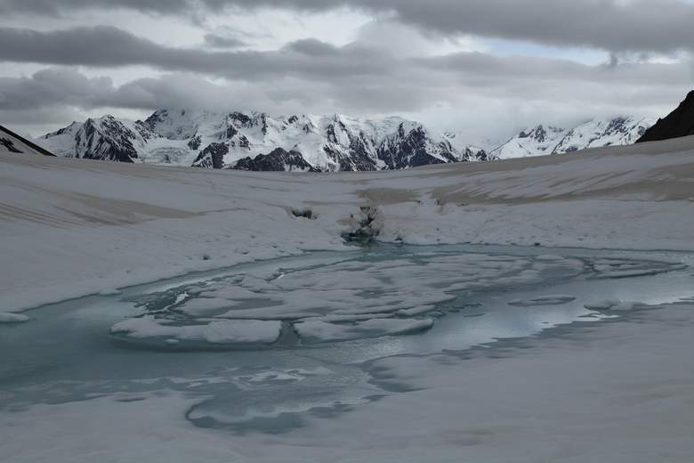 Ledenjak iz Yukona, foto: Christian Schoof
