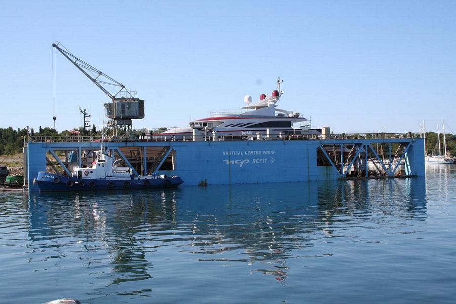 Propali pregovori s Dogus grupom: Prginovo remontno brodogradilište završilo u stečaju!