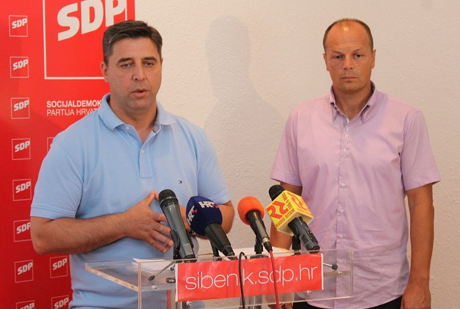 """Šibenski SDP otkriva""""tko je zapravo Superhik"""":  Gradska vlast zadužuje Grad drugim kreditom u pet mjeseci jer nema novca za projekte, a kupuju novi auto!?"""