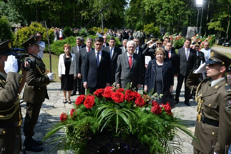 Milanović u Brezovici:  Zlo su prepoznali i oni koji su stvarali novu hrvatsku državu i pisali Ustav u kojem nema tzv. nezavisne države