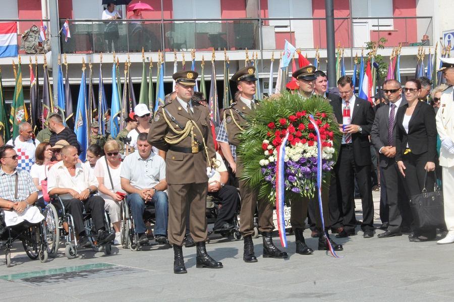 Kninski SDP o proslavi i zviždanju: Naručiteljem događanja naroda smatramo HDZ…