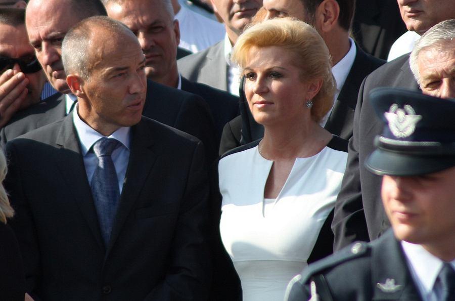 Predsjednička kampanja: Kolinda Grabar Kitarović podijelila generale