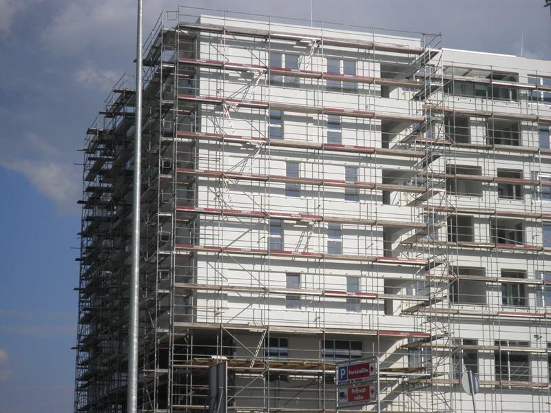 Porast građenja u lipnju za 20,8 posto