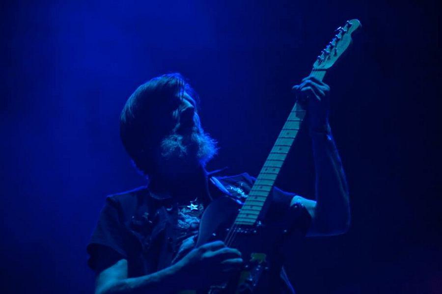 Dylan Carlson, Earth (Foto: Nino Šolić)