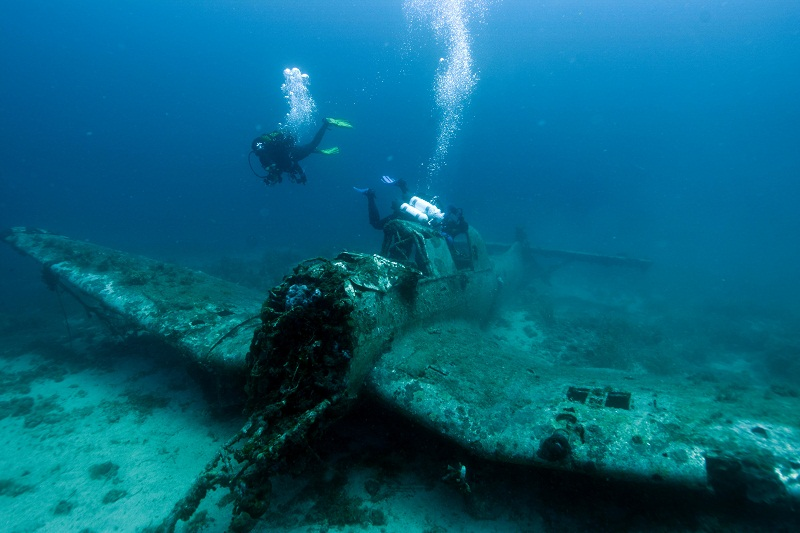 Slaveći ratnu pobjedu iz 1991. u moru pronašli talijanski zrakoplov Ju 87 Stuka iz 1941. godine