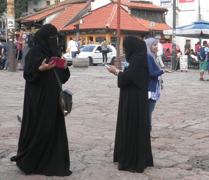 Sarajevo, snimila . J. Klisović