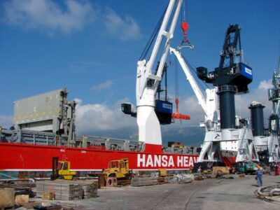 Brodosplit postao jedini proizvođač portalno-okretnih dizalica na Mediteranu i jugoistoku Europe
