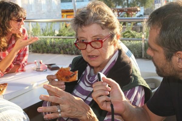 Vesna Kesić, novinarka i aktivistica (Foto: Hrvoslav Pavić)