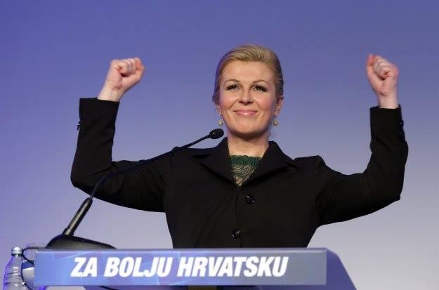 Kolinda Grabar Kitarović predstavila program za Pantovčak: Neću se libiti lupiti šakom o stol predsjedniku vlade…