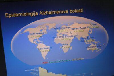 """Hrvatski stručnjaci istražuju Alzheimerovu bolest – """"pošast"""" 21. stoljeća"""