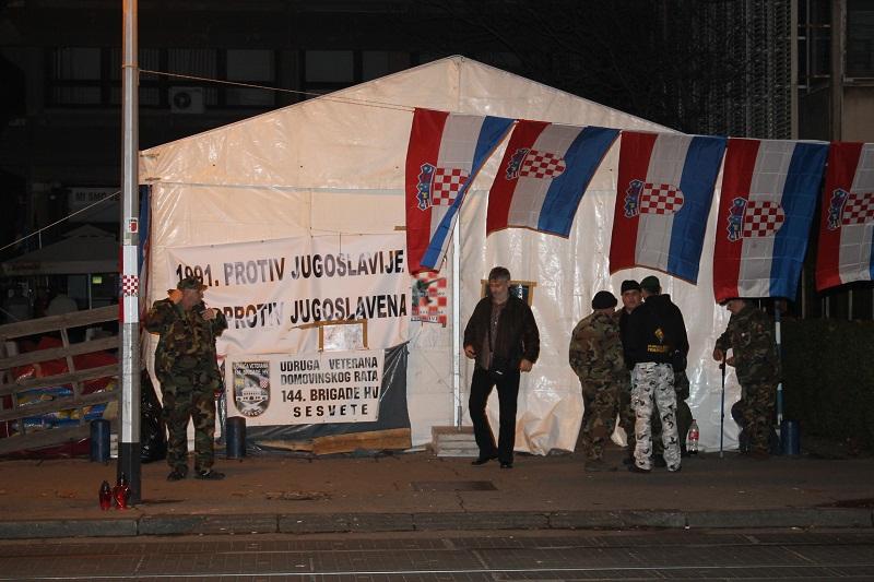 Otvoreno pismo Karamarkovog zamjenika Drage Prgometa braniteljima u Savskoj: Vrijeme je da prekinete prosvjed!