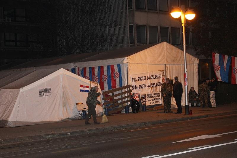Druga runda razgovora s veteranima iz Savske 66 / Glogoški: Matić ne može biti nositelj suradnje