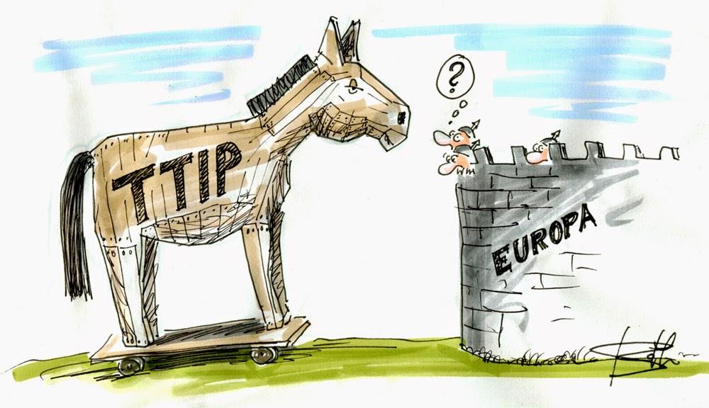H-Alter: Hrvatska šutnja (o TTIP-u)