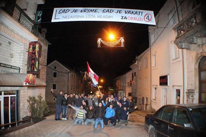 Mladi dolaze – Nezavisna lista mladih srušila tzv. bastion HDZ-a u Vrgorcu: Dosta je laganja i ruganja narodu!
