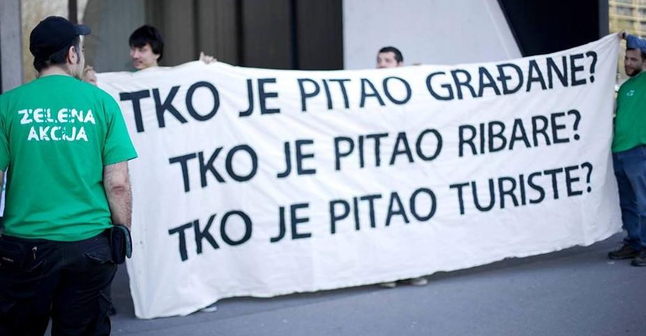 Nafta na Jadranu: ravno do dna! – velika javna tribina u Zagrebu