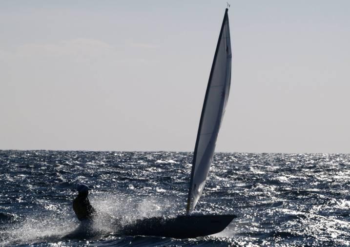 Nogovodišnja regata na Hvaru: Odlični rezutlati 'valovaca' po jakoj buri