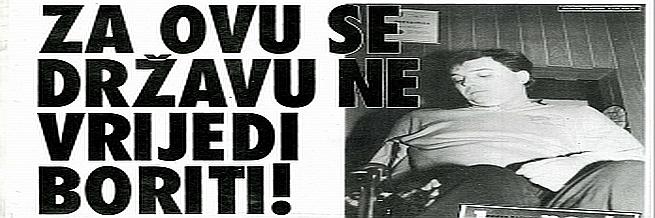 Đuro Glogoški o Tuđmanu i Šušku 1995.: 'Komunisti su pravi naivčine u odnosu na HDZ'