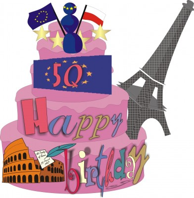 Pjesme Europi za rođendan: Euro Neuro, Europa na dlanu, Eunija, Insieme 1992, The Final Countdown…