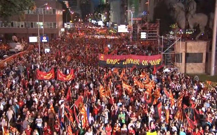 Makedonija vrije/Premijer Gruevski čvrsto na stavu: Ostajem!