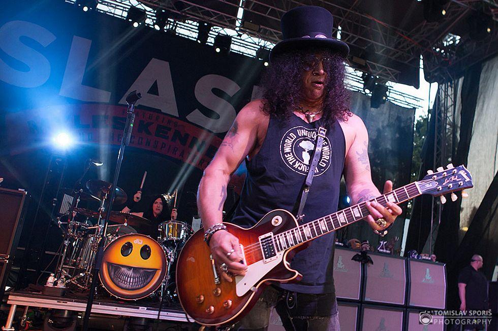 Slash u Zagrebu (Foto: Tomislav Sporiš/ravnododna.com)
