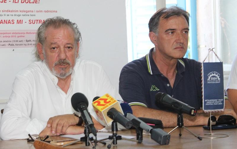 Vedran Dragičević, SMH- industrijski sindikat: Češki investicijski fond spašava TLM (!?)