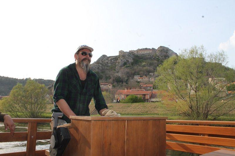 Novi doživljaj Krke – zaplovio 'Kralj Zvonimir'