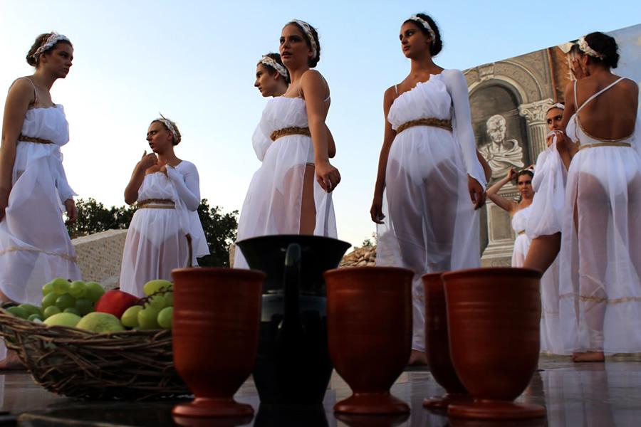 Burnumske ide u NP Krka: Kako su živjeli rimski legionari, što su jeli, kako su se mlatili…