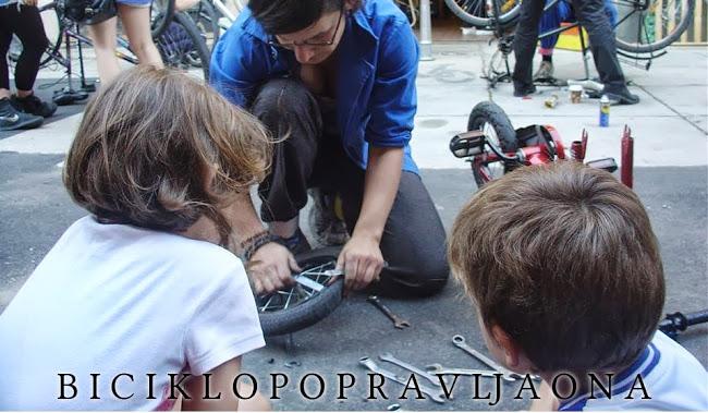 Probušena guma, ispada lanac, ne koče kočnice: Biciklopopravljaona danas na Zrinjevcu u Zagrebu