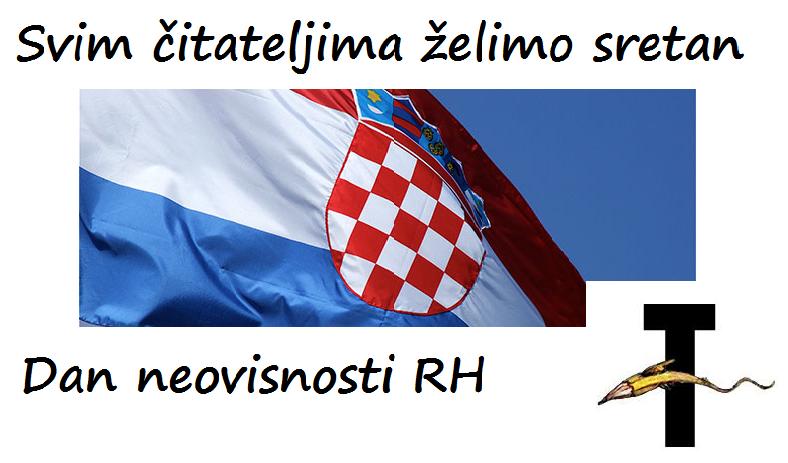 Hrvatska slavi 24. obljetnicu neovisnosti