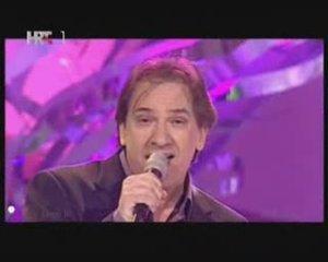 Dražen Žanko pjeva i nalazi uporište u univerzalnoj ljubavi (foto prontscreen HTV)
