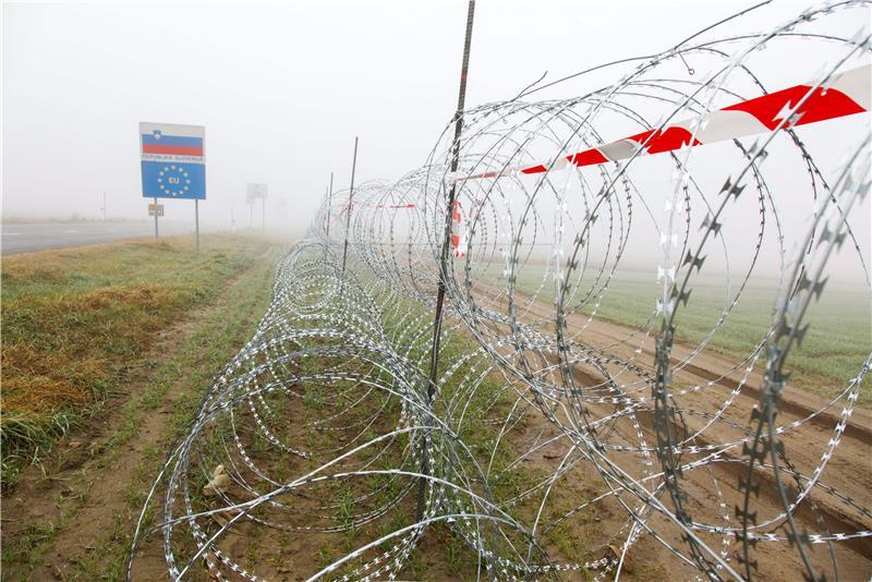 Nova prosvjedna nota Sloveniji zbog žilet žice