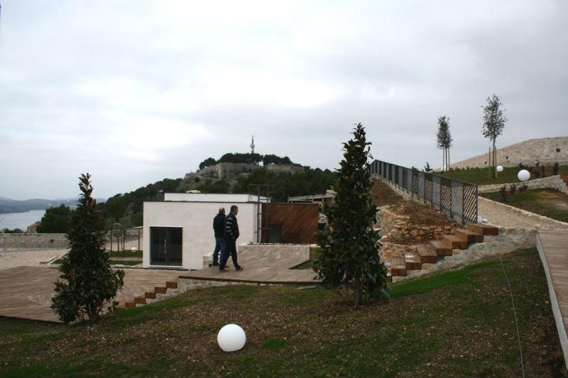 Otvorenje tvrđave Barone 29. siječnja 2016. godine