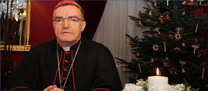 Nadbiskup Josip Bozanić (Foto Zagrebačka nadbiskupija)